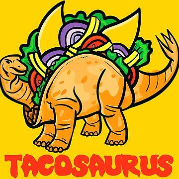 Tacosaurus by machmigo