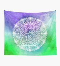 Rezz Mandala 3 Wall Tapestry