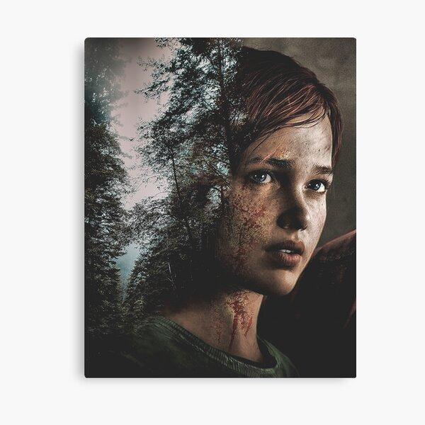 The Last Of Us / Ellie Canvas Print