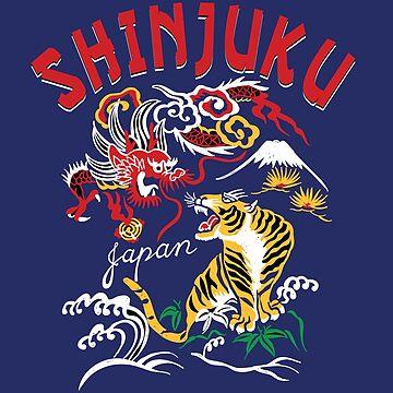 Shinjuku Style by machmigo