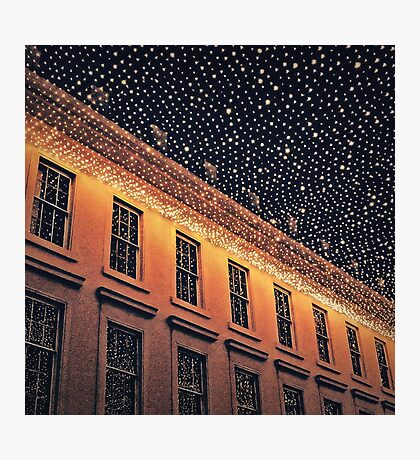 Lights at Night Photographic Print