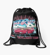 Runout Drawstring Bag