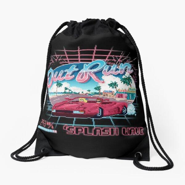 Runout Drawstring Bag
