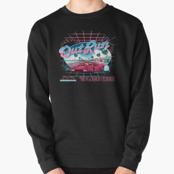 Runout Pullover Sweatshirt