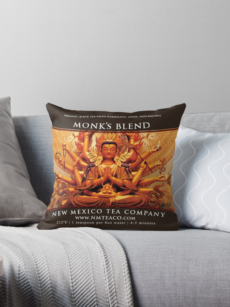 Monk's Blend - Organic by NMTeaCo