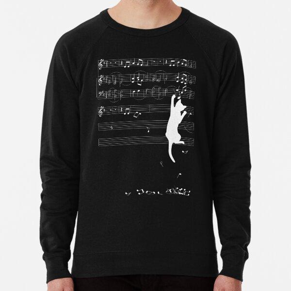 Mischief (white) Lightweight Sweatshirt
