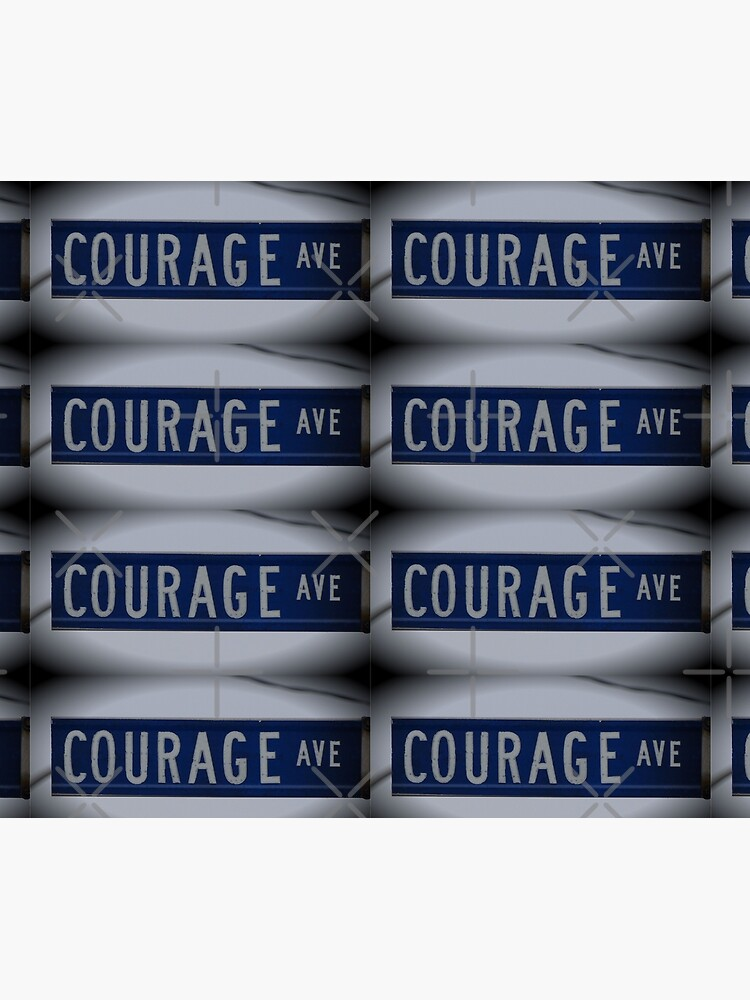 Courage Ave  by PicsByMi