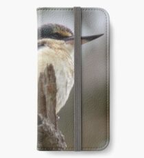 Mellons Bay Kingfisher iPhone Wallet/Case/Skin