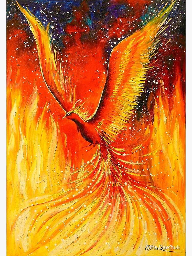 Phoenix by Olyha