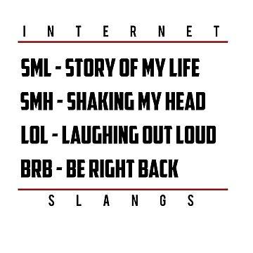 internet slang by Dakin98