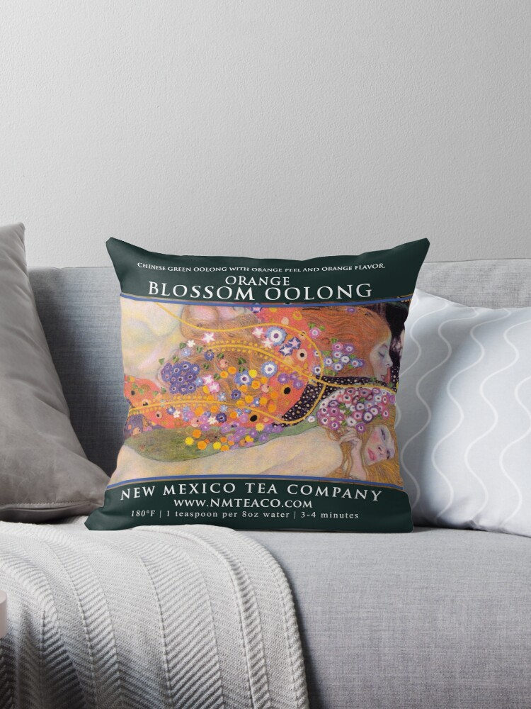 Orange Blossom Oolong by NMTeaCo