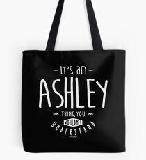 Ashley Tees Tote Bag