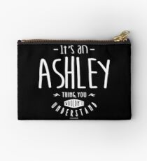 Ashley Tees Studio Pouch