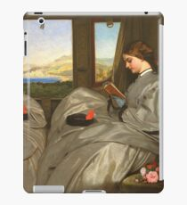 The Travelling Companions - Augustus Egg iPad Case/Skin