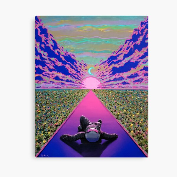 Sunset Trip Canvas Print
