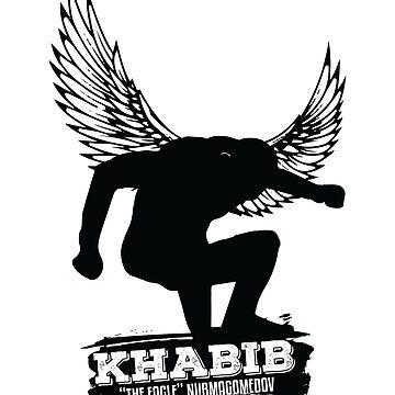 Khabib Air by bibinik