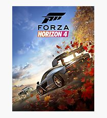 Forza Horizon 4 Photographic Print