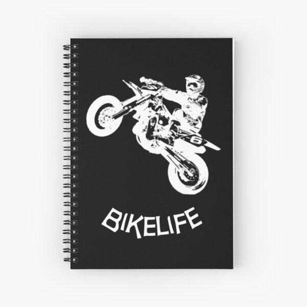 La vida en bicicleta Cuaderno de espiral
