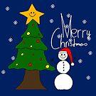 Merry Christmas - zauberhaftes Weihnachten von rhnaturestyles