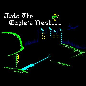 Gaming [ZX Spectrum] - Into The Eagles Nest by ccorkin
