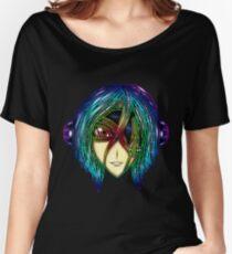 Cyber Beats Women's Relaxed Fit T-Shirt