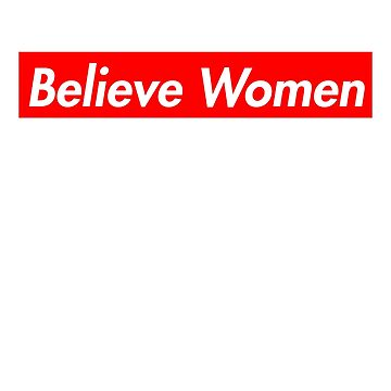 Believe WOMEN T-SHIRT - #BelieveSurvivors SHIRT by Kryddmormor