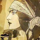 Bohemian Woman by Deana Greenfield