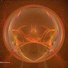 Frac-tal-lantern by DeanzWorld