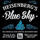 Blauer Himmel von Pescapin