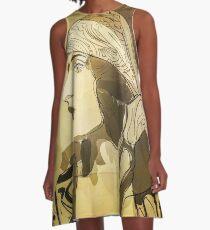 bohemian rhapsody A-Line Dress