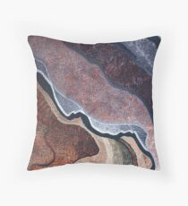 Calming Color Patterns Floor Pillow