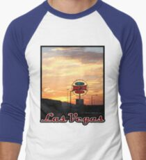 Las Vegas Men's Baseball ¾ T-Shirt
