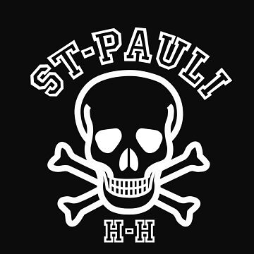 Skull St-Pauli Hamburg by dechap