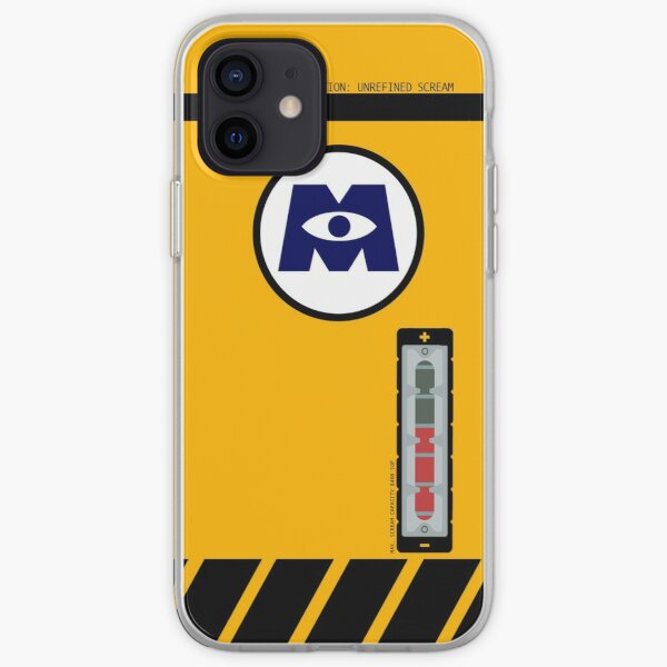 MONSTERS INC. PHONE CASE iPhone Soft Case