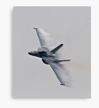 F18- Pt Magu Air Show Canvas Print