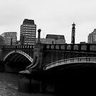 Lambeth Bridge, London by Rodney Bantleman