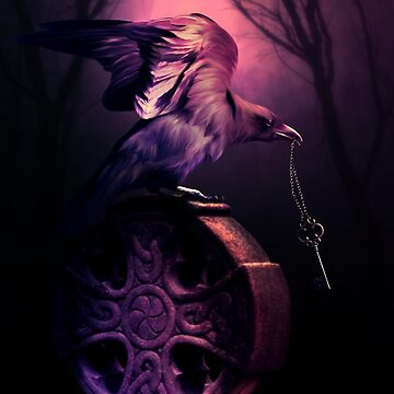 The Key Keeper by indigocrow