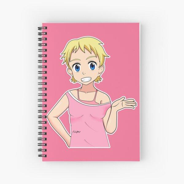 Lena -  Pride Gang Spiral Notebook