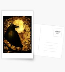 The Raven Postkarten