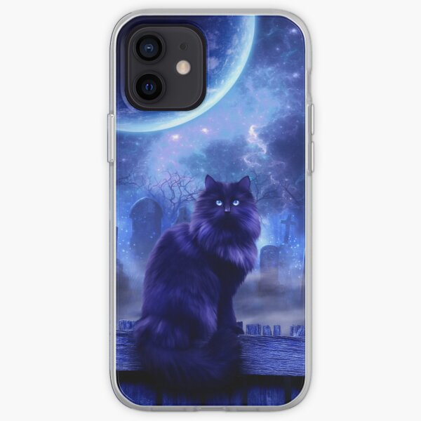 The Witches Familiar iPhone Soft Case