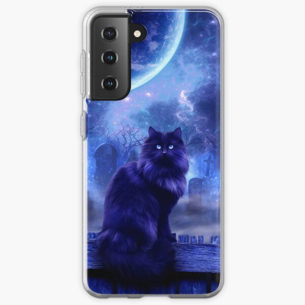 The Witches Familiar Samsung Galaxy Soft Case
