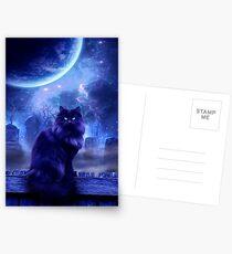 Der Hexen Vertraute Postkarten