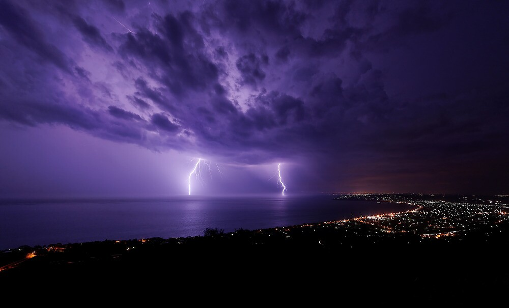 Electrifying  by Robert Mullner