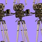 Vintage Film Camera by aidadaism