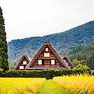 Shirakawa-go by Aiin Ojani