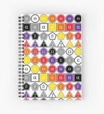 RPC Object Classes  Spiral Notebook