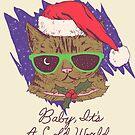 Winter Kitten by wytrab8