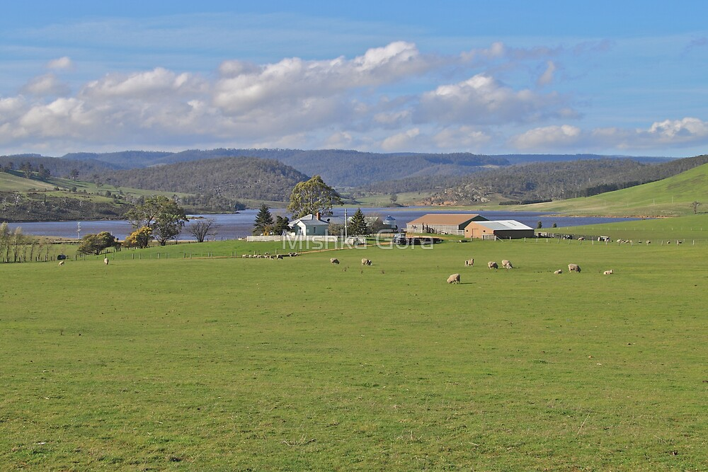 Craigbourne Dam by Mishka Gora