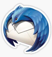 Thunderbird Logo Sticker