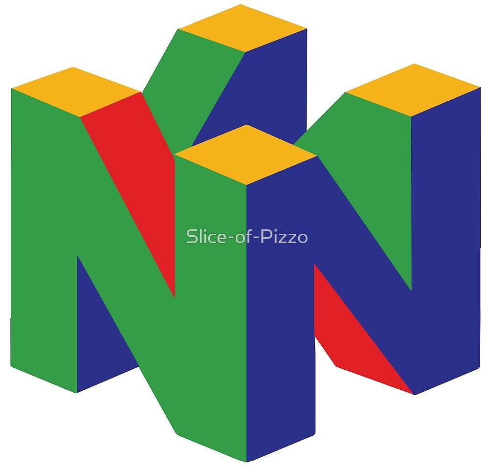 N64 Logo by Slice-of-Pizzo